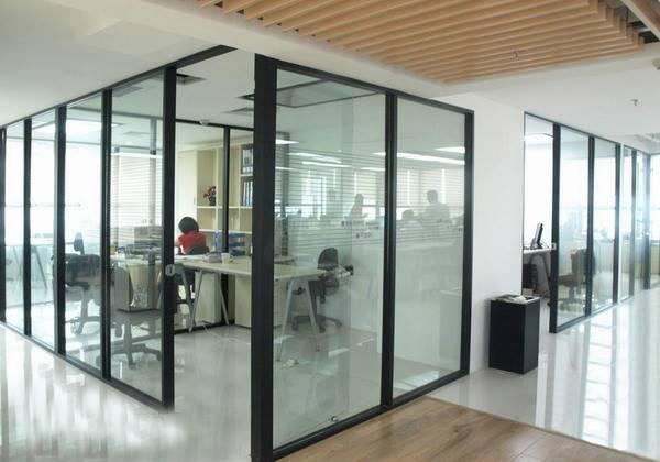 广州办公室玻璃隔断厂家