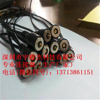 磁铁式电源连接器厂 磁吸式电源连接器厂 磁性式电源连接器厂