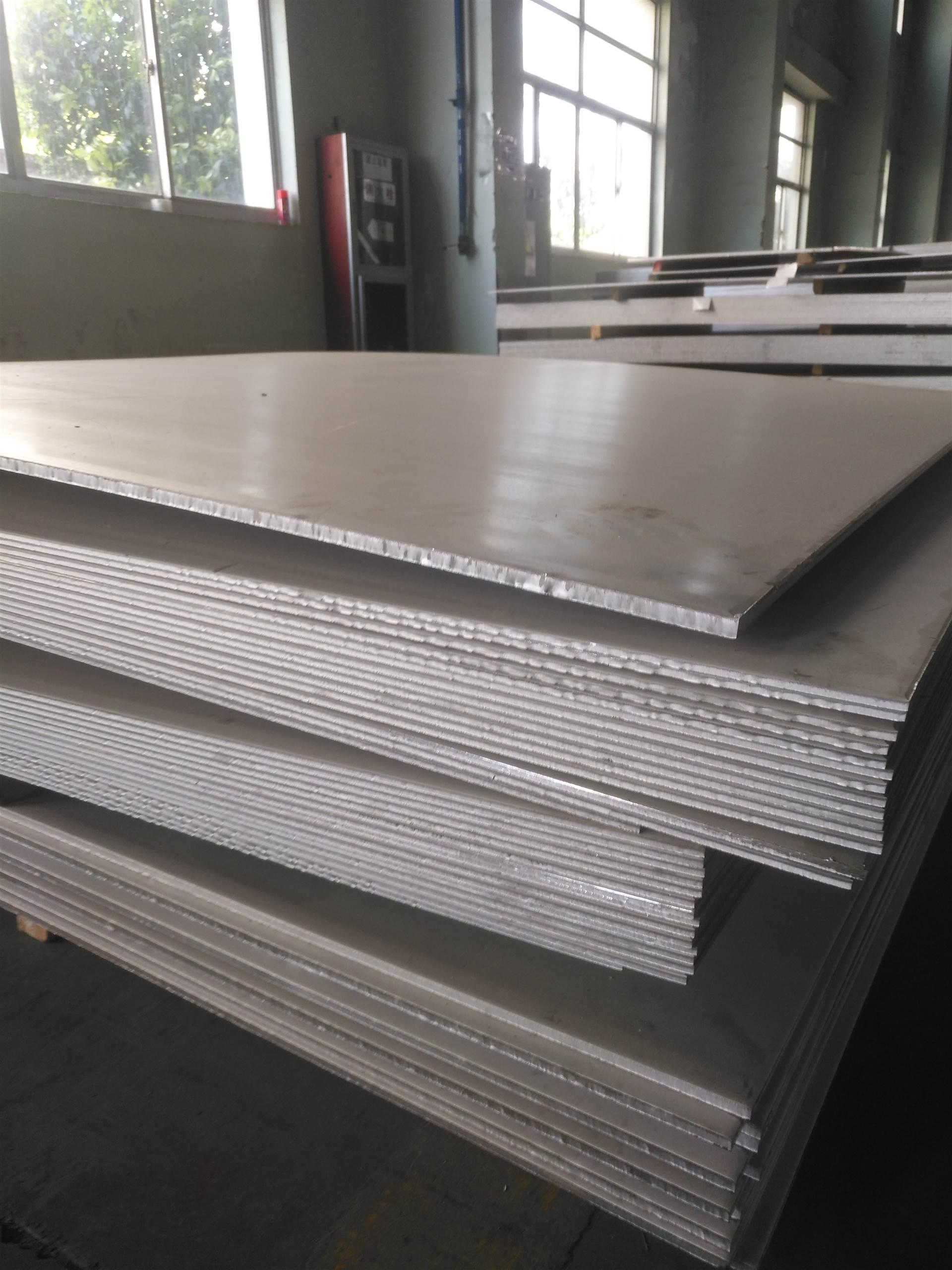 供应太钢、宝钢、酒钢S31608、S31603、S32168不锈钢原平板