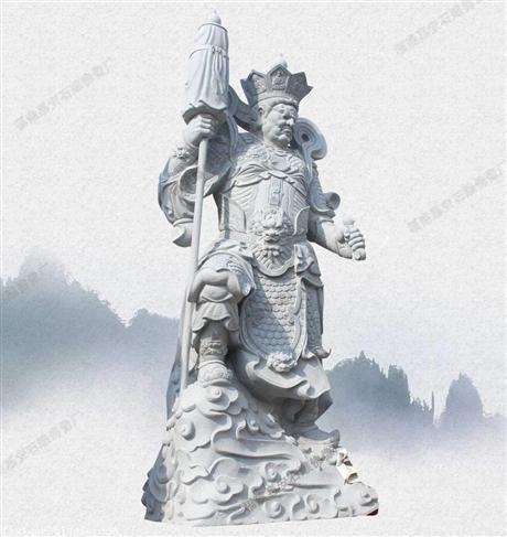 厂家直销石雕大理石佛像四大天王门神福建如来佛厂家佛像雕塑价格