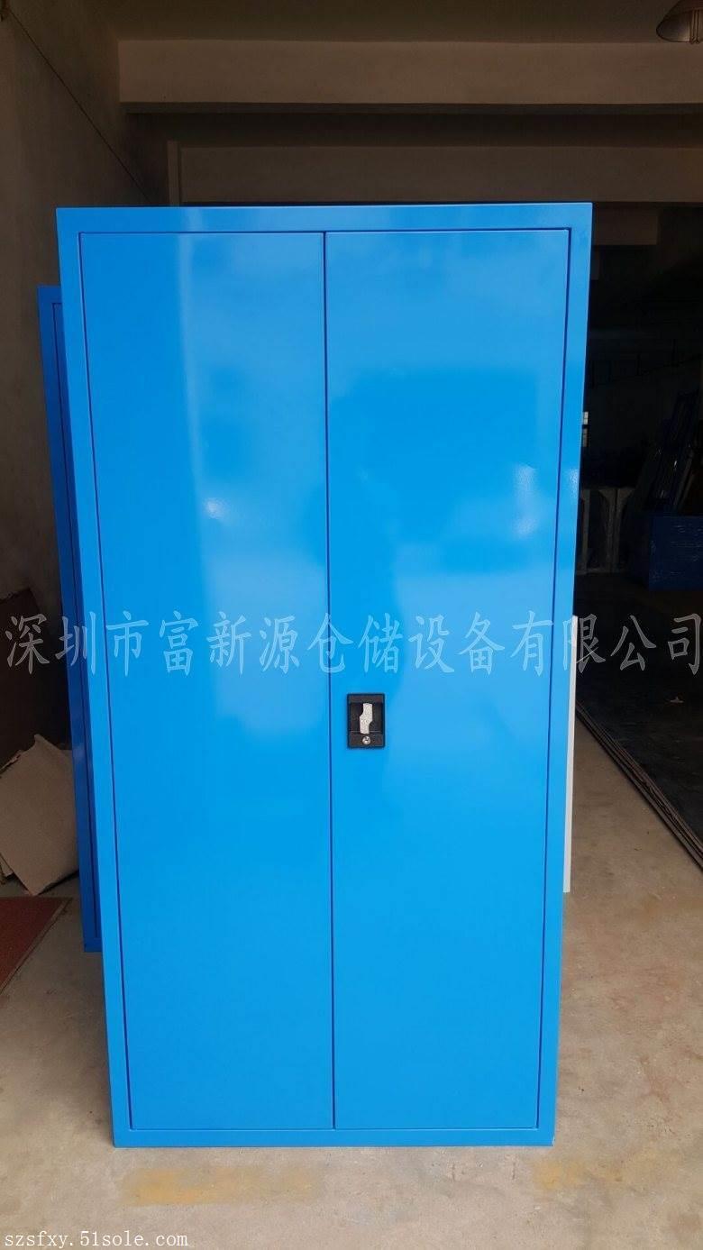 深圳铁皮工具存放柜价格,广州双开门工具存放柜厂家