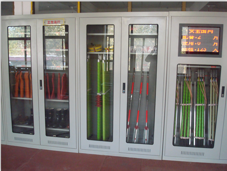 河南  安全工具柜生产制作 可移动配电柜 智能恒温除湿工具柜冀航