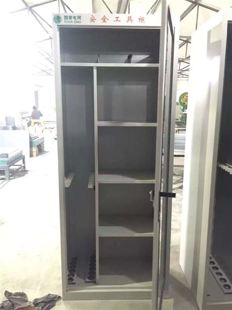 上海 电力安全工具柜 铁皮配电柜 绝缘工具柜 智能除湿 冀航