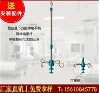 批發不鏽鋼伸縮輸液吊桿,病房天軌輸液架醫用軌道
