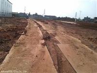 合肥蜀山区钢板出租基础土方铺路便道