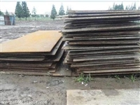 六安钢板出租专业钢板铺路垫道现货供应