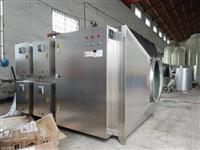 南京光氧催化装置供应+酸碱废气处理,蓝阳有机废气处理专家