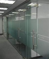 广州白云区玻璃隔断厂家
