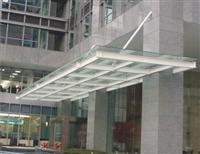 广州钢结构玻璃雨棚维修保养