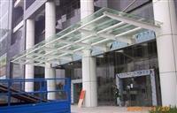 广州钢结构玻璃雨棚
