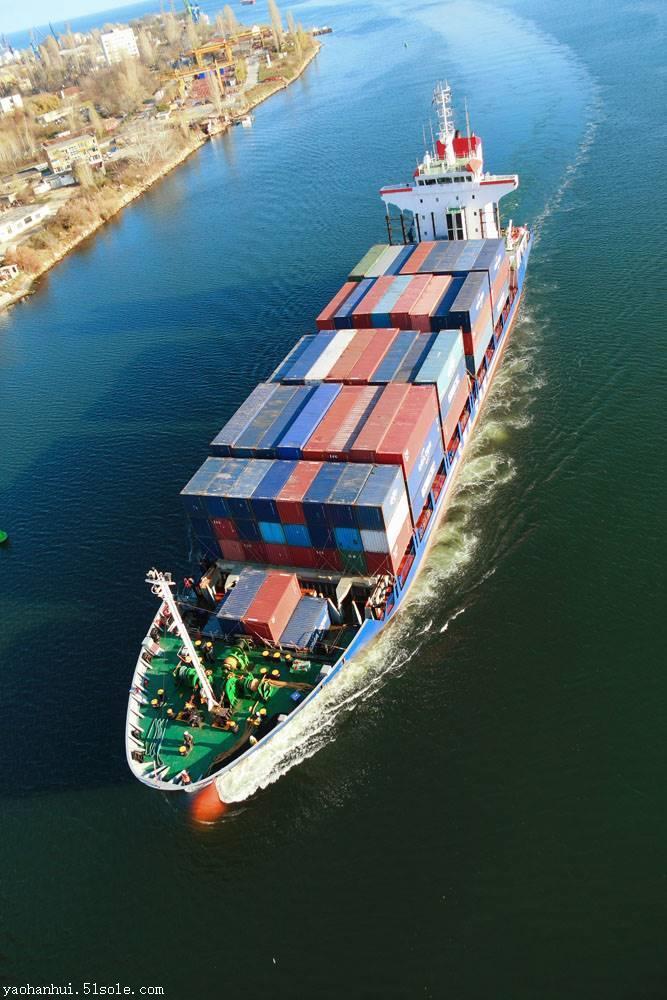 青岛到广东茂名门到门集装箱水运具体怎么操作 船诚海运有限公司为