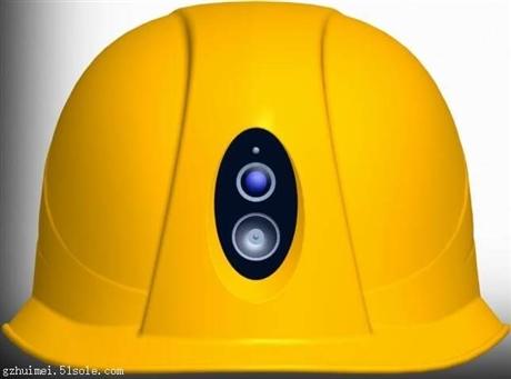 尼科电力头盔高清网络录像摄像机