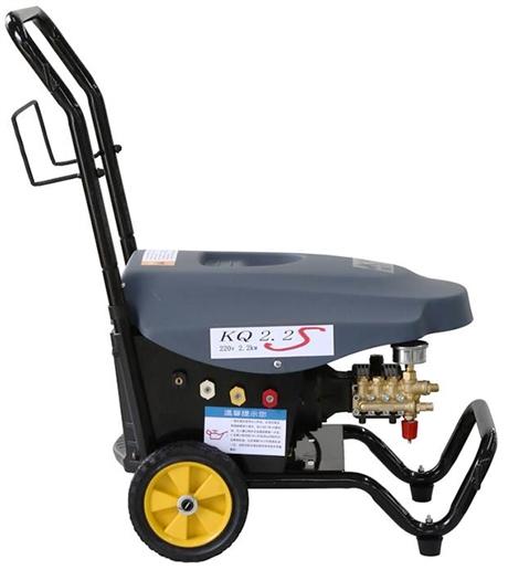 Q-2.2S工业清洗机/移动式高压洗车