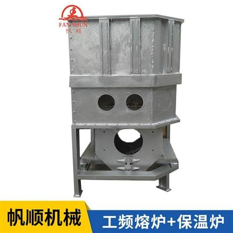 机械及行业设备铸造及热处理设备 工业炉 工频熔炉 保温炉 套炉