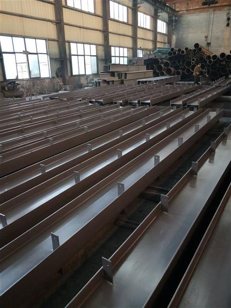 上海苏州抛丸除锈喷漆加工 ,管道内外防腐,钢结构抛丸喷漆等