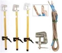 直流高壓發生器三相短路接地線型號 接電接地專用