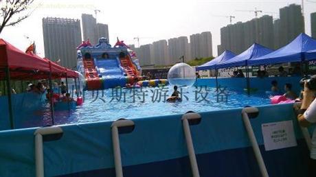 广州佛山支架水池厂家定做按场地规划