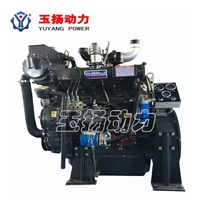 R4105ZC潍坊船用柴油机 56KW 76马力水冷四缸柴油机