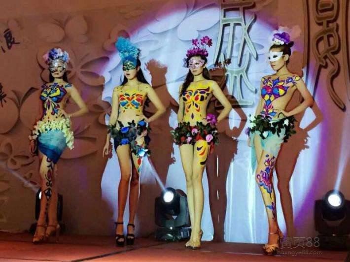 澳门人体表演_首页 商务服务 公关服务 庆典演出 澳门手绘彩绘人体艺术彩绘女彩绘