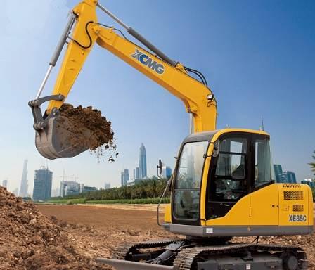 您知道二手挖掘机进口时必需提前中检嘛