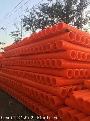 北京mpp单壁波纹管品质优mpp单壁波纹管厂家直销