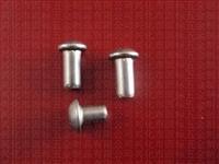 不锈钢半圆头铆钉 304 316半空心铆钉 非标定做