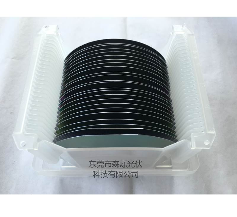 半导体单晶硅片