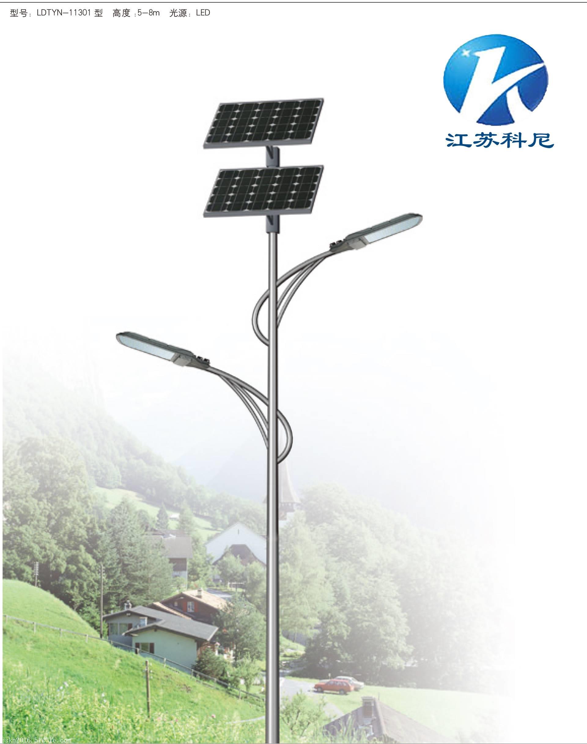 南宁美丽新农村LED太阳能灯 柳州太阳能路灯