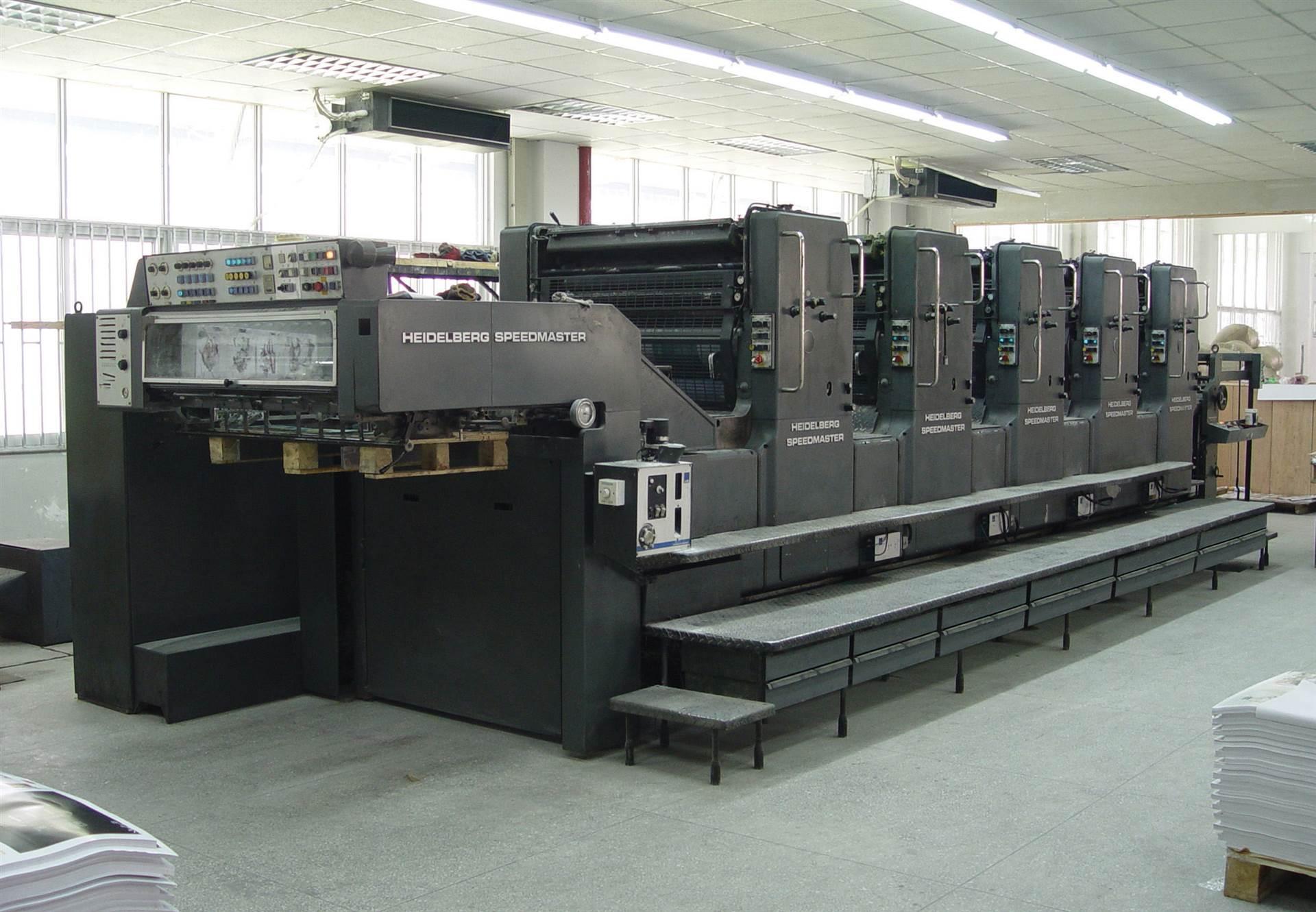 进口二手印刷设备各部所需分费用及一些时间明细如下