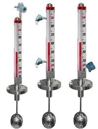 天长市高压磁翻板液位计UHZ-58/CG/A70配件供应