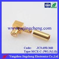 高品质MCX-C-JW1.5连接器