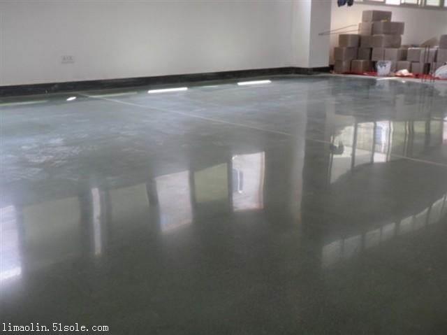 提供染色密封固化剂地坪施工步骤