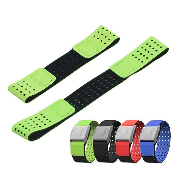 莱卡心率带胸带 心率监测带定制生产厂家 健身运动心率带腕带