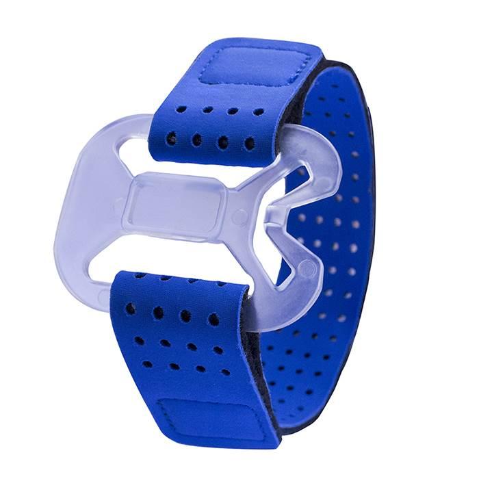 莱卡绑带心率带定制厂家 电子产品绑带定制 臂带心率腕带加工商