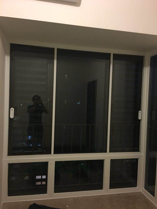 深圳隔音窗安装