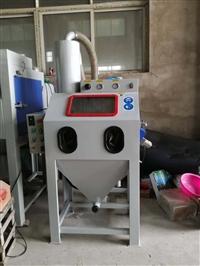 沈阳喷砂机 喷砂罐 自动喷砂 沈阳德锐机械设备有限公司