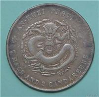 安徽无纪年光绪元宝上门收购估价收藏市场分析