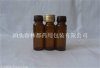 河北林都供应10毫升螺旋口口服液玻璃瓶