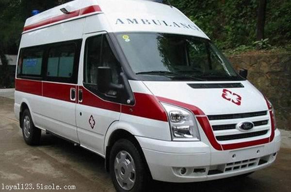 中山救护车出租,医疗救护车出租 24小时专业服务 设备齐全