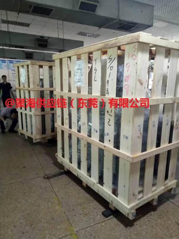 深圳报关公司成功揽取旧固晶机进口运输及清关业务