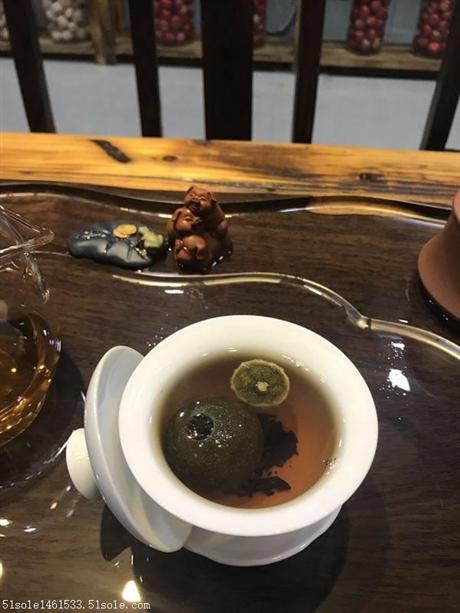 批发小青柑茶哪家好
