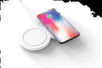 新款双充快充私模 手机无线充快充5W10W7.5W超薄无线充