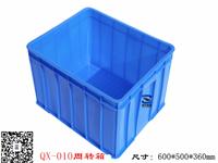 贵阳塑料周转箱 兴义物流箱 普安县食品箱 晴隆县零件箱