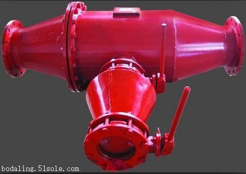 博创瓦斯管路快速排渣器  除渣器品牌厂家