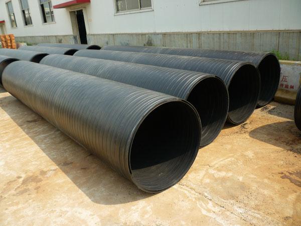 HDPE通用增强型结构壁管厂家
