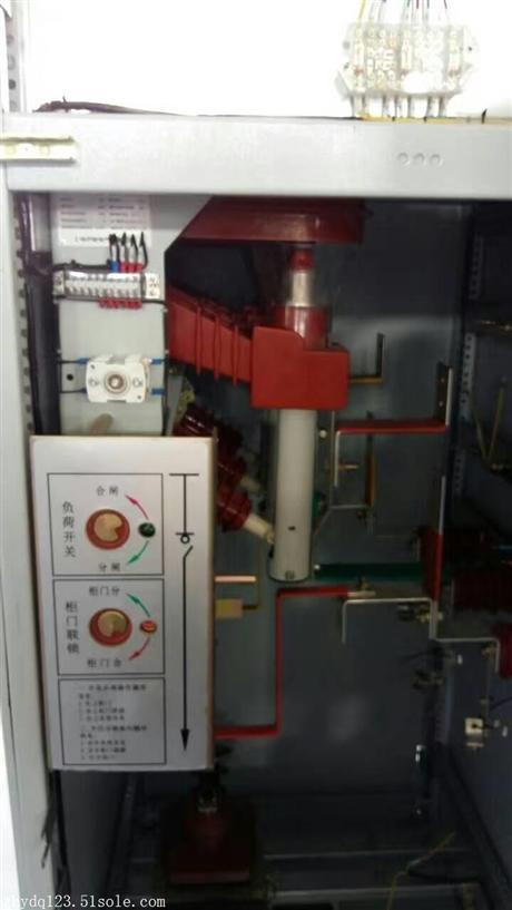 10KV负荷开关FKRN12-12D/200-31.5电动