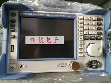 罗德-施瓦茨 FSC3/FSC6台式频谱分析仪出售/回收