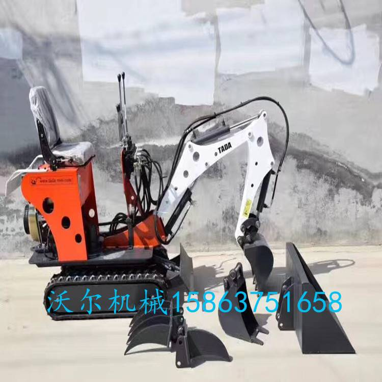 泰州挖土机06型 微型小挖机  柴油动力微型挖掘机