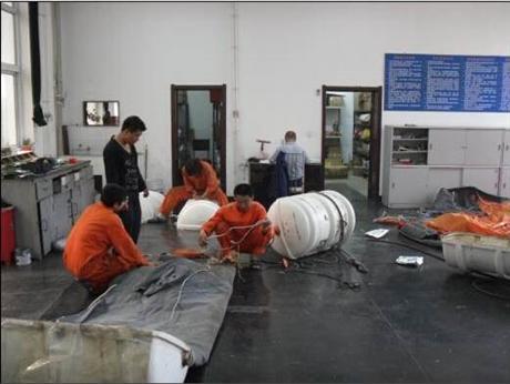 船舶消防灭火器检验检测设备生产厂家