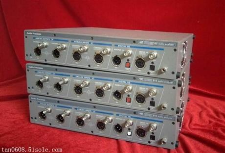 诚信二手买卖APx515音频分析仪现金回收